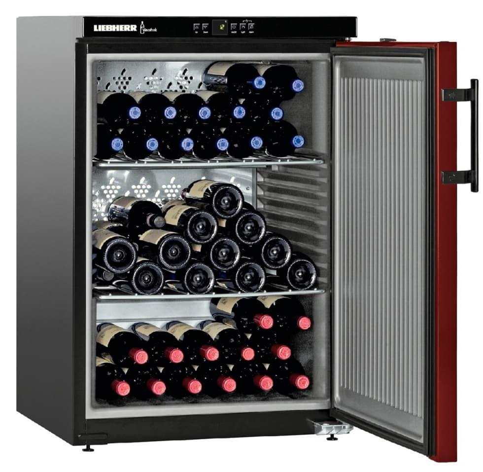 винный шкаф Liebherr WKR 1811 купить