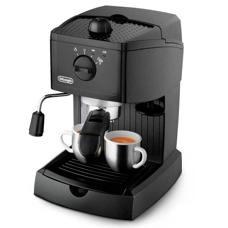 кофеварка DeLonghi EC 146.B BLACK купить