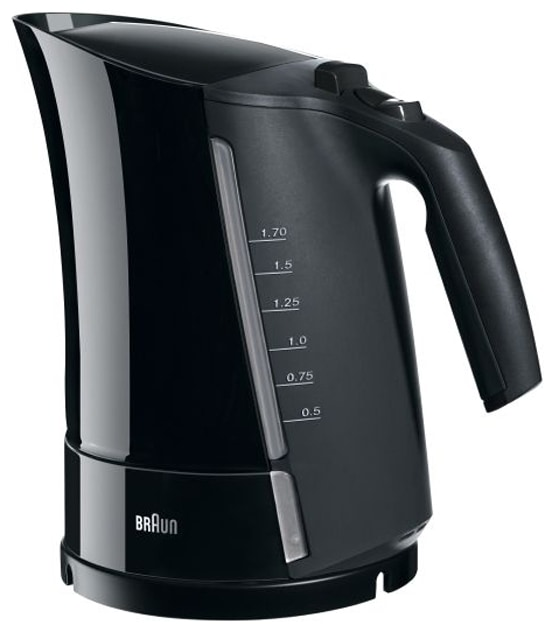 чайник Braun Multiquick 3 WK 300 BLACK купить